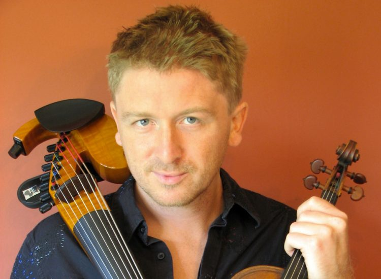 Virtuoso violinist moves to area