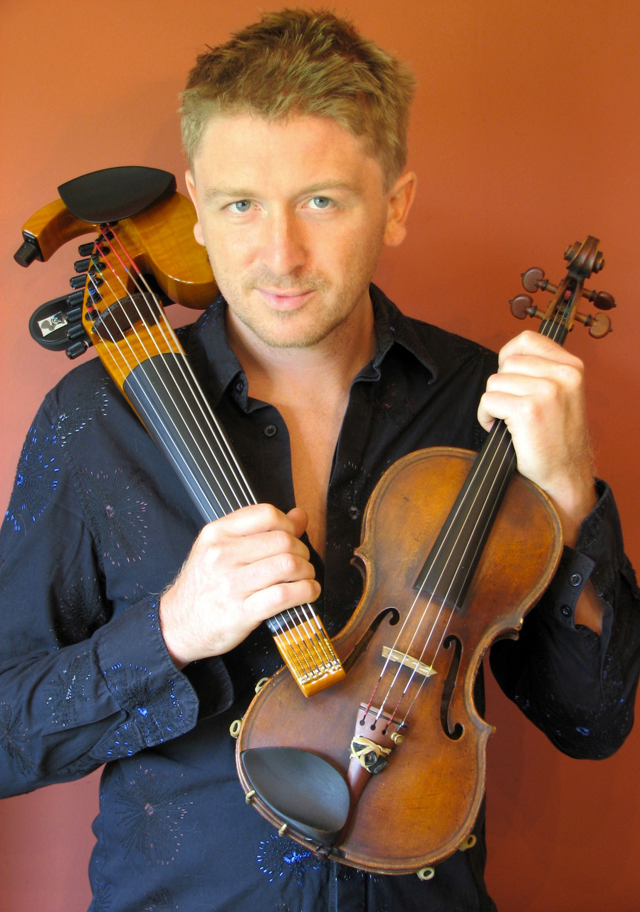 Virtuoso violinist moves to area
