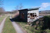 Moffat reserve hut trashed