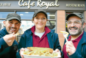 Annan chippy batters competition to reach UK top 50