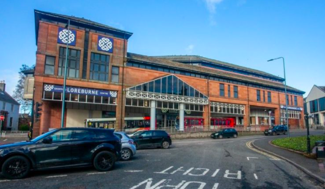New owners for shopping centre