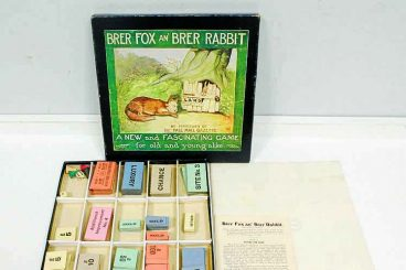 Fierce bidding for rare board game