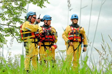 Pandemic keeps coastguard crews busy