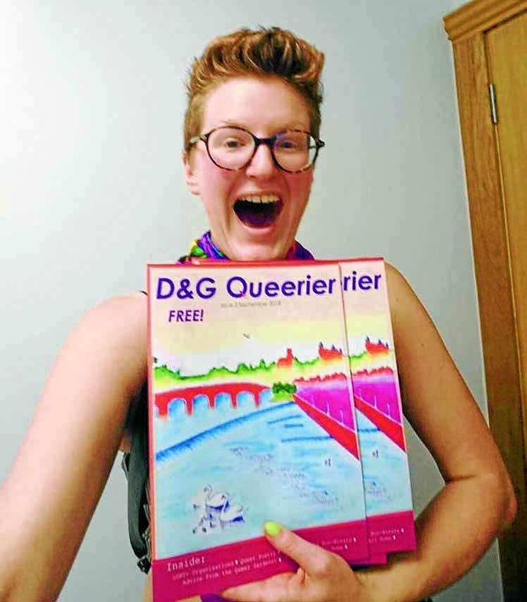 Three years of LGBT+ mag