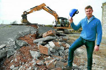 Builder reveals business park plan