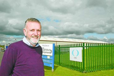 Double investment success for Lockerbie firms