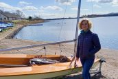 Commodore prepares into launch new sail season