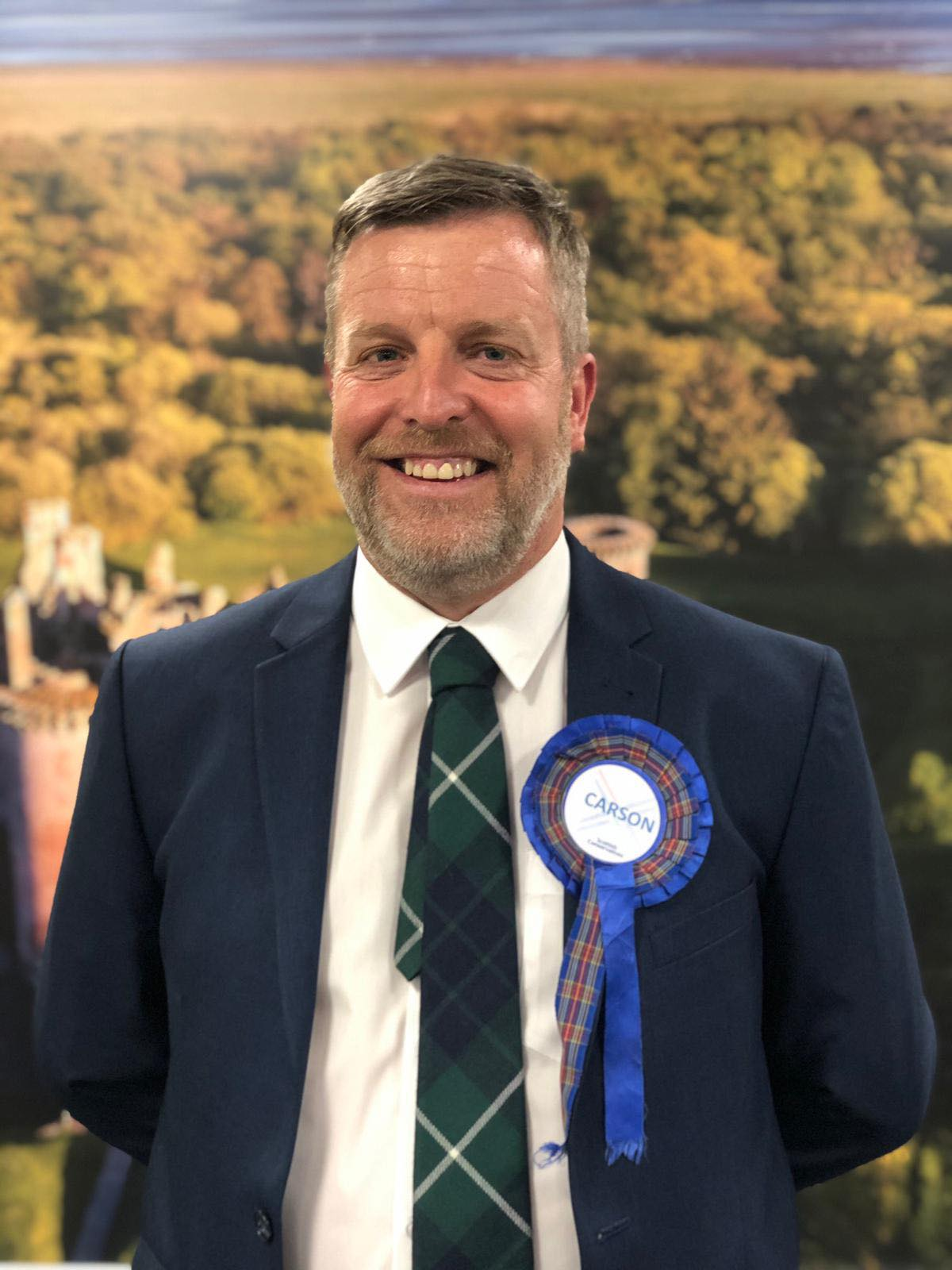 Finlay Carson reelected as MSP for Galloway and West Dumfries