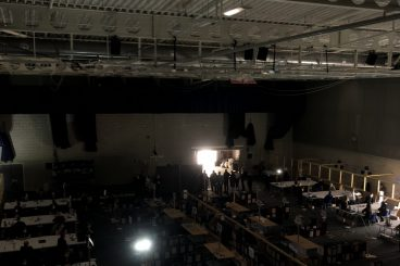 Election 2021: Power restored at region's vote count