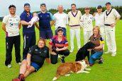 All invited as village cricket restarts