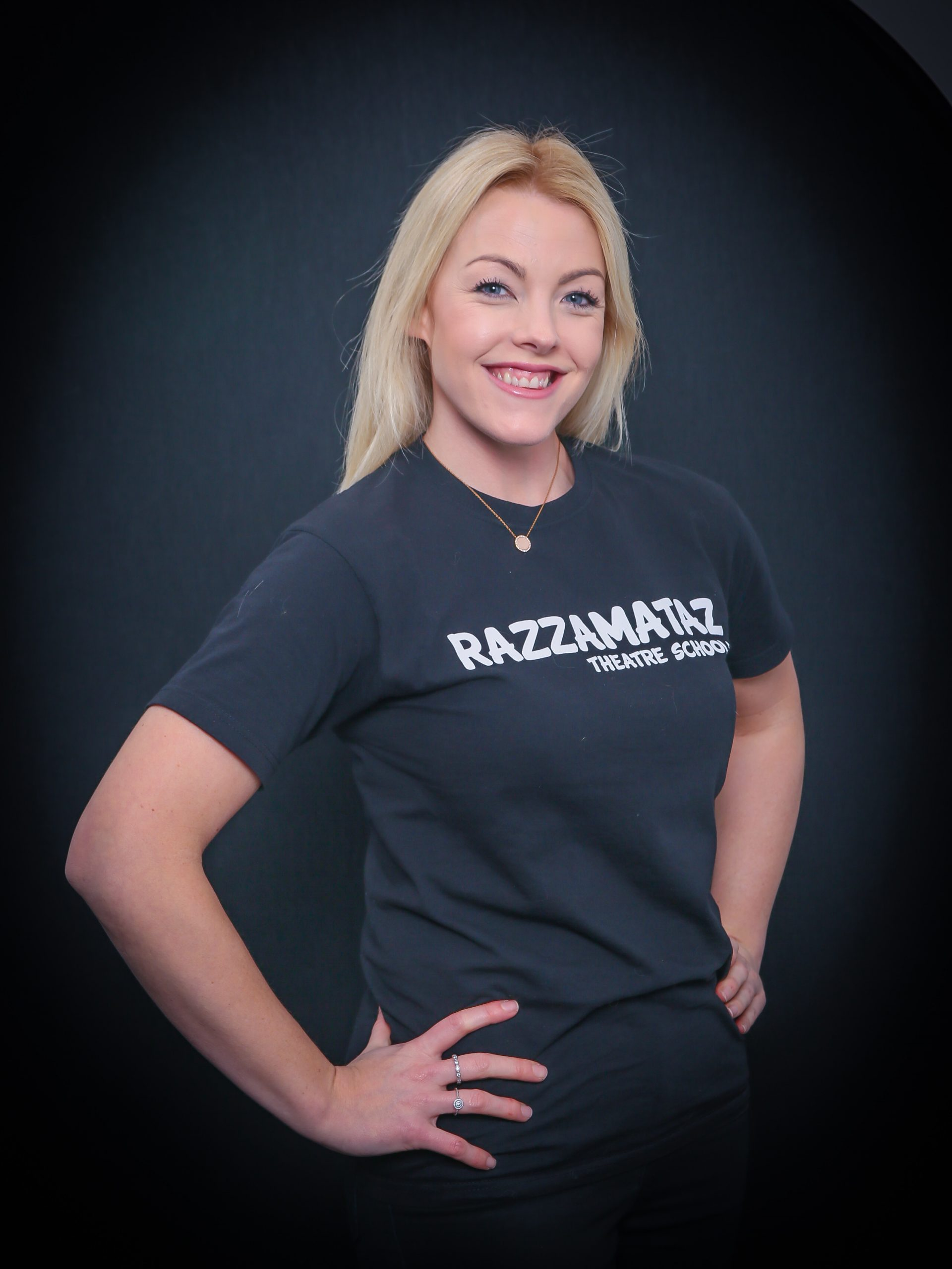 Debbie steps into the Razzamataz spotlight