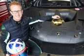 Driver excited for championship challenge