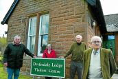 Visitor centre gets boost from business