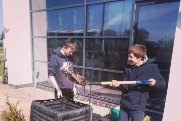 Gardening club launches for youngsters