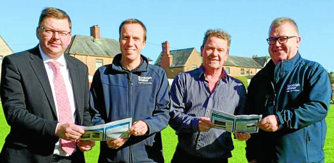 Flood work welcomed as 'game changing' for Annan