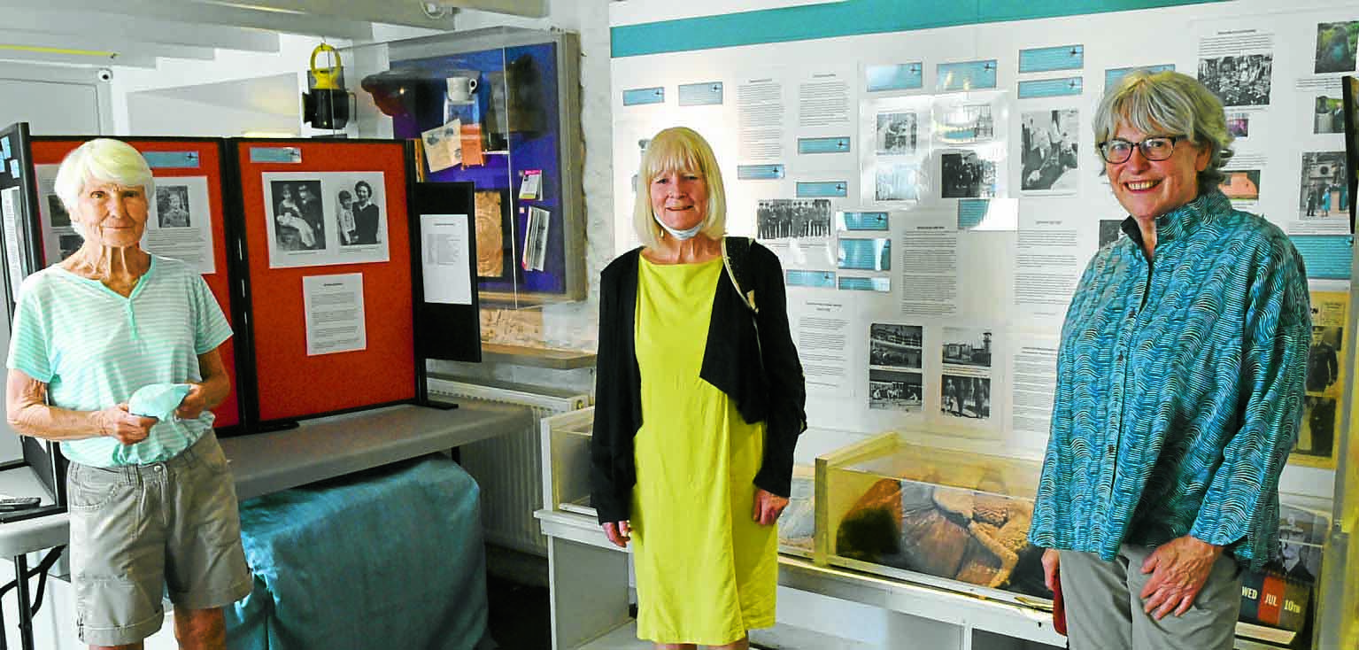 Moffat Museum reopens