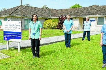 New health centre for Annan