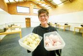 Ice cream firm adapts to covid