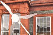 Politician rejects windfarm plan