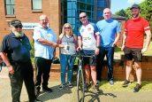 Bike tour boost