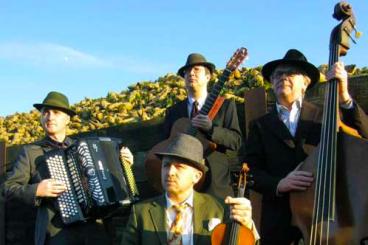 Folk band set for village hall gig