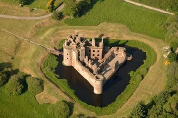 Castle researcher shares early findings