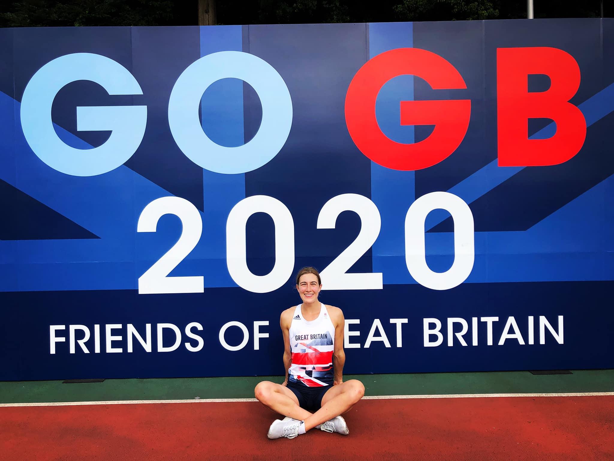 Olympian Jo in fundraising plea