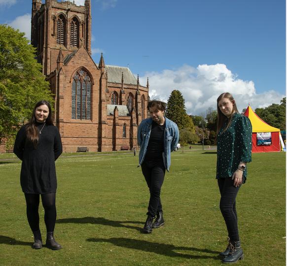 Arts festival kicks off