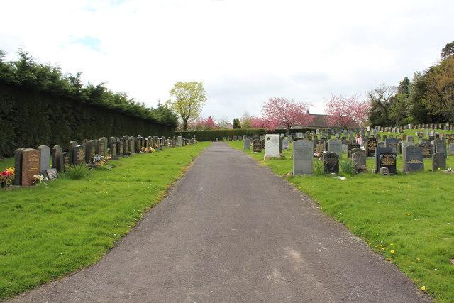 Graveyard grass concerns raised by grieving mum