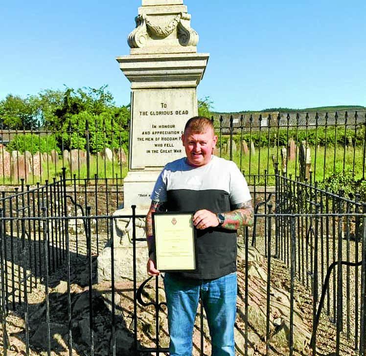 War memorials excel in best kept contest