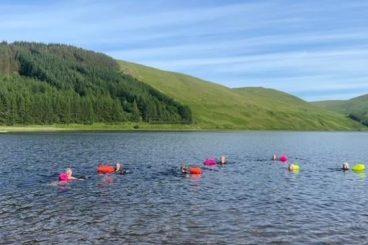 Cash splash for wild swimmers