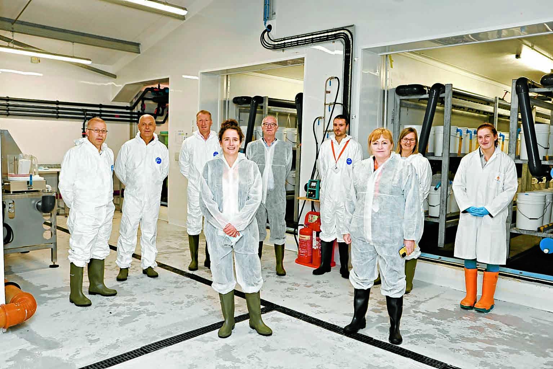 Breeding centre opened in region
