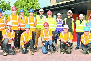 MSP praises apprenticeships