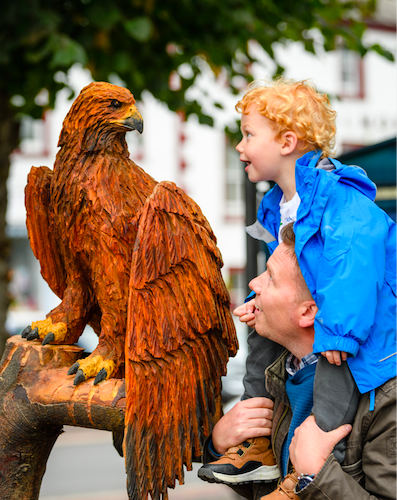 Moffat swoops up eagle status