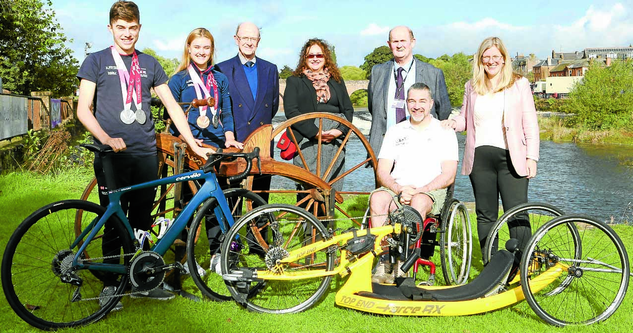World's top para cyclists head for region