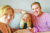 Family's fundraiser for 'amazing' hospital staff