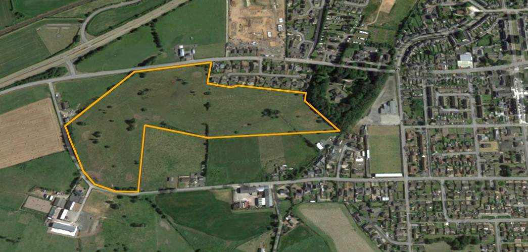 Green light for golf course homes plan