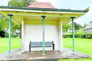 Act on perishing pavilion, council told